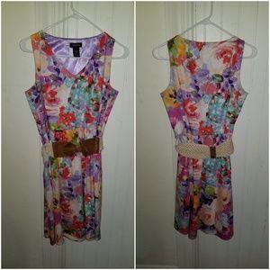 Dress- Floral